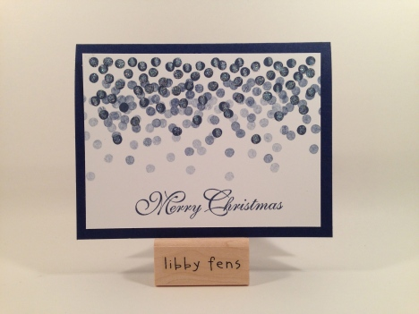 libbystamps, Christmas, Greetings of the Season, Dotty Angles, 2-Way Glue Pen, Dazzling Diamonds Glitter