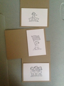 libbystamps, Stampin Up, Girl Power Stamp Set, Girl Scouts,