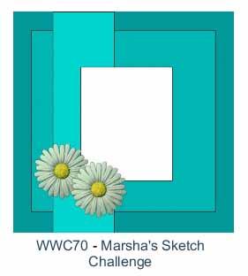 WWC70 - Marsha's Sketch Challenge