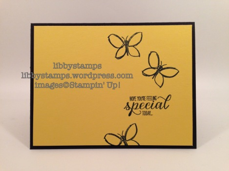 libbystamps, stampin up, Garden in Bloom, WWC76, CAS