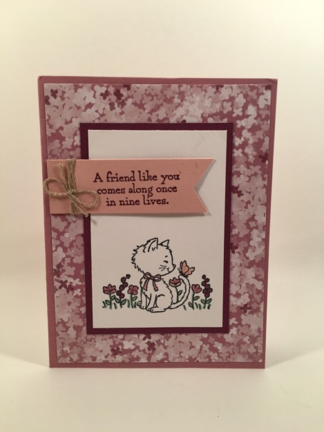 libbystamps, stampin up