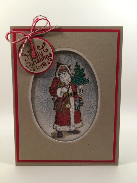 libbystamps, stampin up, swaps, Holiday Mini 2016, Christmas