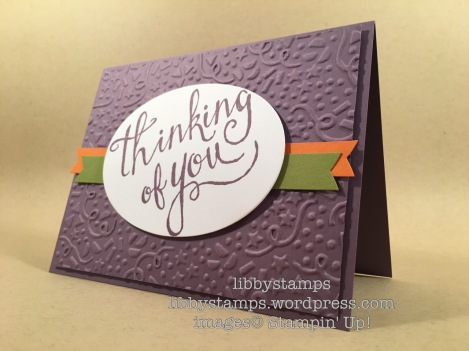 libbystamps, stampin up, CCMC430, Confetti, Bow Builder, Time of Year, Layering Ovals Framelits