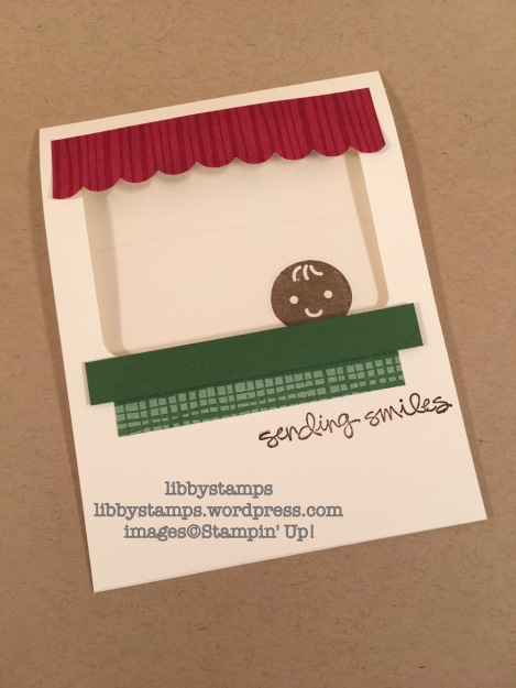 libbystamps, stampin up, Cookie Cutter Builder Punch, Cookie Cutter Christmas, Greatest Greetings, Cutie Pie Thinlits, This Christmas DSP, TSOT287
