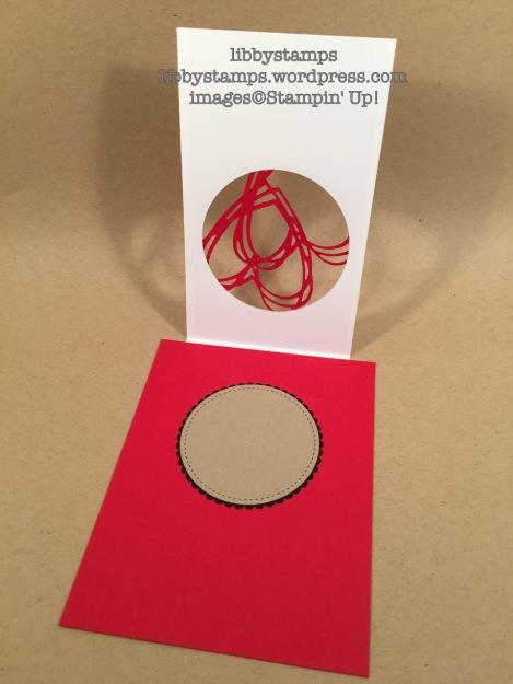 libbystamps, stampin up, CCMC440, Sending Love, Sunshine Wishes Thinlits, Layering Circles Framelits