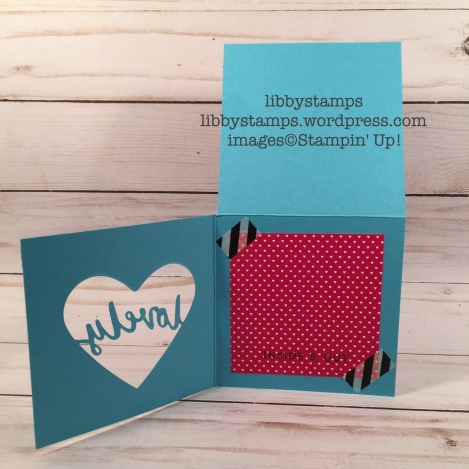 libbystamps, stampin up, Lovely Inside & Out, Lovely Inside & Out Bundle, Lovely Words Thinlits, Sending Love DSP, CCMC, blog hop