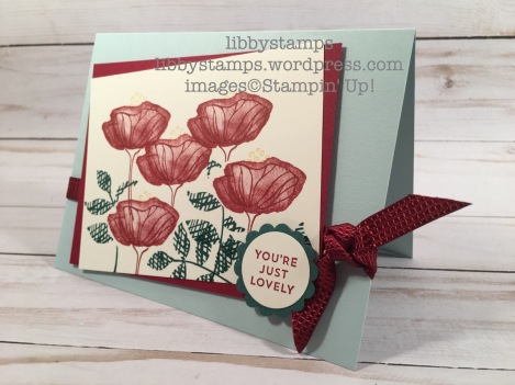 libbystamps, stampin up, Oh So Eclectic