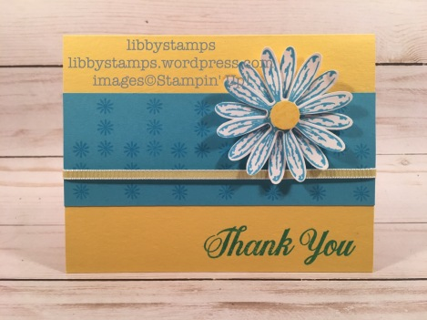 libbystamps, stampin up, Daisy Delight, Daisy Punch, Daisy Delight Bundle