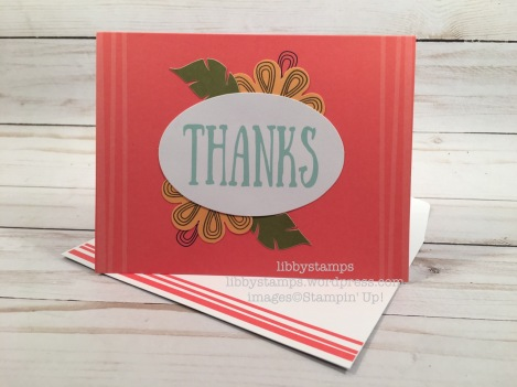 libbystamps, stampin up, August Paper Pumpkin, Giftable Greetings