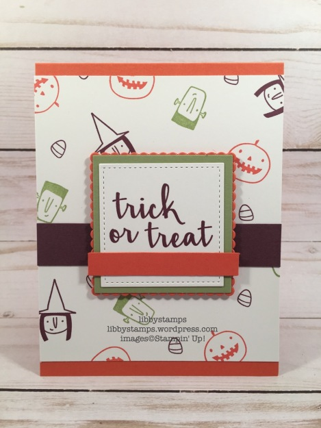 libbystamps, stampin up, Layering Squares, Creep it Real, CCMC