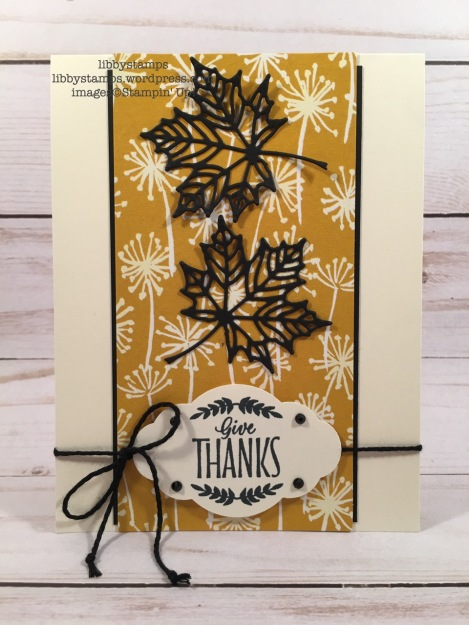 libbystamps, stampin up, Labels to Love, Seasonal Layers Thinlits, Everyday Label Punch, Whole Lot of Lovely DSP, CCMC