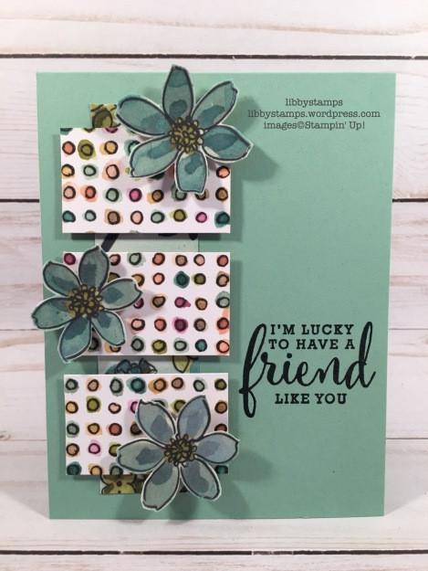 libbystamps, stampin up, Love What You Do, Gotta Have It All Bundle, Share What You Love DSP, CCMC