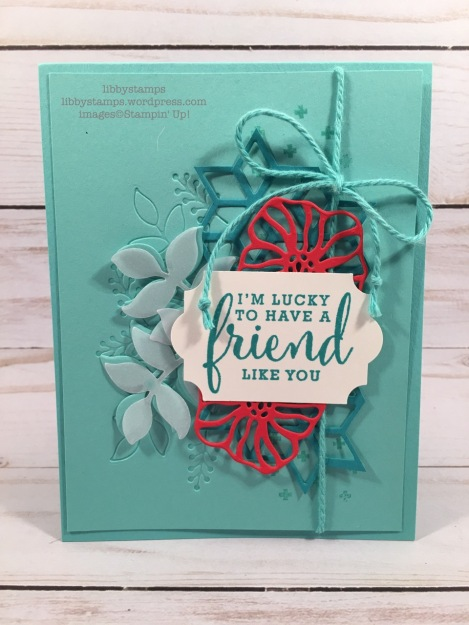 libbystamps, stampin up, Oh So Eclectic, Love What You Do, Oh So Eclectic Bundle, Eclectic Layers Thinlits, Everyday Label Punch, CCMC